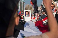 2015/10/31 Berlin | Pro Assad-Demonstration
