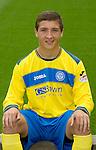 St Johnstone FC...Season 2011-12.Scott Gray.Picture by Graeme Hart..Copyright Perthshire Picture Agency.Tel: 01738 623350  Mobile: 07990 594431
