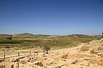 Tel Shiloh in Southern Samaria