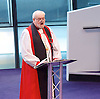 Greater London Assembly Annual Service of Remembrance<br /> at City Hall, The Queen's Walk, London , Great Britain <br /> 11th November 2016 <br /> <br /> <br />  Bishop of London, the Rt Revd and Rt Hon Dr Richard Chartres,<br /> <br /> <br /> <br /> Photograph by Elliott Franks <br /> Image licensed to Elliott Franks Photography Services
