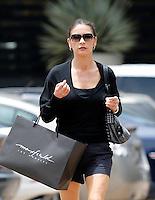 Catherine Zeta-Jones in Malibu