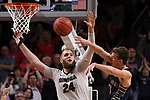 SaintMarys 1617 BasketballM FinalRound vs GON