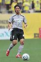 Kazunori Kan (FC Gifu),JUNE 12th, 2011 - Football :2011 J.League Division 2 match between JEF United Ichihara Chiba 3-1 FC Gifu at Fukuda Denshi Arena in Chiba, Japan. (Photo by Hiroyuki Sato/AFLO)