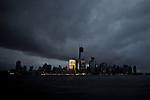 USA- Sandy Features in New Jersey and New York
