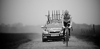 Paris-Roubaix 2012 recon..Andreas Klier