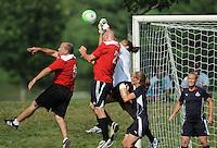 Washington Freedom vs Washington Freedom Alumni July 23 2010