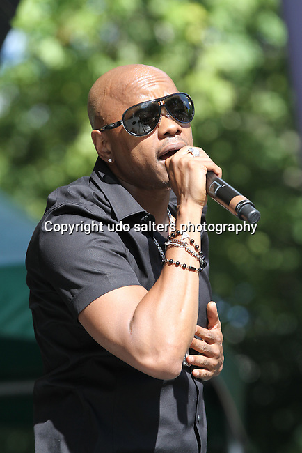 Donell Jones WBLS 5th Annual R&B Fest at Central Park SummerStage, NY