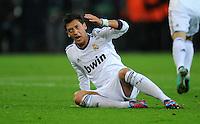 FUSSBALL   CHAMPIONS LEAGUE   SAISON 2012/2013   GRUPPENPHASE   Borussia Dortmund - Real Madrid                                 24.10.2012 Mesut Oezil (Real Madrid)