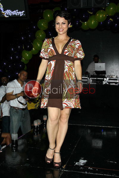 Natalie Raitano<br />at Celebrity Catwalk for Charity. The Highlands Nightclub, Hollywood, CA. 08-16-07<br />Dave Edwards/DailyCeleb.com 818-249-4998