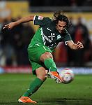 Fussball Bundesliga 2010/11, 21. Spieltag: FSV Mainz 05 - SV Werder Bremen