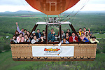 20101123 NOVEMBER 23 Cairns Hot Air Ballooning