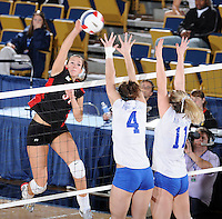SBC Volleyball: WKU v. New Orleans (11/22/08)(Conference Championship Game)