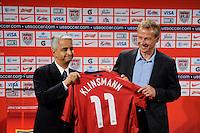Jurgen Klinsmann Press Conference August 01 2011