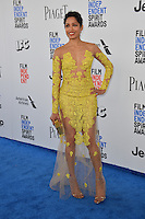 Freida Pinto at the 2017 Film Independent Spirit Awards on the beach in Santa Monica, CA, USA 25 February  2017<br /> Picture: Paul Smith/Featureflash/SilverHub 0208 004 5359 sales@silverhubmedia.com