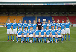 St Johnstone Academy Under 17&rsquo;s&hellip;2016-17<br />Back from left, Nathan Brown, Ben Quigley, Ciaran Bryan, Igor Spuryk, Gregor Donald, Ben Fraser, Ross Sinclair, Kyle Woolley, Shaun Struthers, Morgan Miller, Gavin Brown, David Brown and Jack Wilson.<br />Front from left, Kian Williams, Oliver Hamilton, Kyle Green, Blaine Duncan, Jamie McKenzie, Cameron Ballantyne, Euan O&rsquo;Reilly and Jordan Walker<br />Picture by Graeme Hart.<br />Copyright Perthshire Picture Agency<br />Tel: 01738 623350  Mobile: 07990 594431