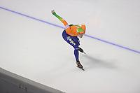 SCHAATSEN: CALGARY: Olympic Oval, 10-11-2013, Essent ISU World Cup, Margo Boer,  ©foto Martin de Jong