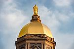 BJ 9.23.16 Golden Dome 10003.JPG by Barbara Johnston/University of Notre Dame