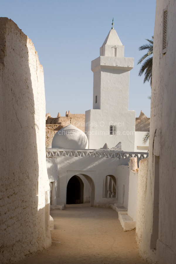 Ghadames, Libya - Umran Mosque