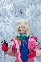 Julia Hicker, Wiseman, Alaska