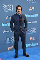 Milo Ventimiglia at the 22nd Annual Critics' Choice Awards at Barker Hangar, Santa Monica Airport. <br /> December 11, 2016<br /> Picture: Paul Smith/Featureflash/SilverHub 0208 004 5359/ 07711 972644 Editors@silverhubmedia.com