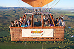 20101201 DECEMBER 01 Cairns Hot Air Ballooning