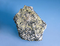 AUTUNITE -HYDRATED CALCIUM URANYL PHOSPHATE<br />