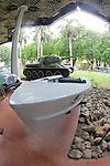 Pirate Boat & T34 Tank, Granma Memorial