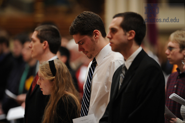 Memorial Mass for Connor McGrath and Tim Aher
