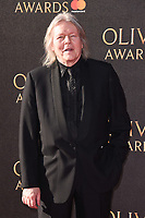 Christopher Hampton at The Olivier Awards 2017 at the Royal Albert Hall, London, UK. <br /> 09 April  2017<br /> Picture: Steve Vas/Featureflash/SilverHub 0208 004 5359 sales@silverhubmedia.com