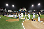 CHICAGO - OCTOBER 11:  Pre-game activities at U.S. Cellular Field on October 11, 2005 in Chicago, Illinois prior to Game1 of the American League Championship Series between the Los Angeles Angels of Anaheim and the Chicago White Sox. (Photo by Ron Vesely)