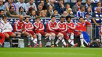 Football: Germany, 1. Bundesliga, FC Bayern Muenchen, Julian Green