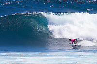 Margaret River, Western Australia.  (Tuesday, April 5, 2011). Pat Gudauskas (USA). The Six Star Prime Telstra Drug Aware Pro continued  with the Round of 24 of the  Women's competition before commencing the Men's competition with eight heats of the Round of 96. The contest is the biggest surfing event ever held in Western Australia with 26 out of the Top 32 ranked surfers in the world competing.- Photo: joliphotos.com
