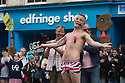 Edinburgh Festival Atmosphere 2014