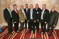 Christmas Lunch Sponsors line up with Christopher Biggins
