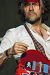 Wayne Coyne of the Flaming Lips performing at the Austin City Limits Music Festival, September 17, 2006.