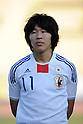 ?i^&auml;OE&ordf;--C/Kensuke Nagai (JPN),..FEBRUARY 9, 2011 - Football :..International friendly match between Kuwait 3-0 U-22 Japan at Mohammed Al-Hamad Stadium in Kuwait City, Kuwait. (Photo by FAR EAST PRESS/AFLO)
