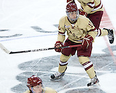 Danny Linell (BC - 10) - The Boston College Eagles defeated the University of Minnesota Duluth Bulldogs 4-0 to win the NCAA Northeast Regional on Sunday, March 25, 2012, at the DCU Center in Worcester, Massachusetts.