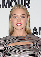 LOS ANGELES, CA - NOVEMBER 14: Iskra Lawrence at  Glamour's Women Of The Year 2016 at NeueHouse Hollywood on November 14, 2016 in Los Angeles, California. Credit: Faye Sadou/MediaPunch