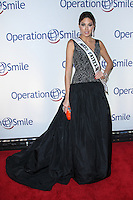 NEW YORK CITY, NY, USA - MAY 01: Gabriela Isler at the Operation Smile Event held at Cipriani Wall Street on May 1, 2014 in New York City, New York, United States. (Photo by Jeffery Duran/Celebrity Monitor)