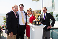 Event - Liberty National Golf / President's Cup Announcement