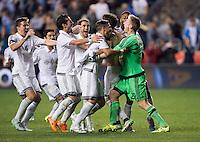 2015 US Open Cup Final, Sporting Kansas City vs Philadelphia Union, September 30, 2015