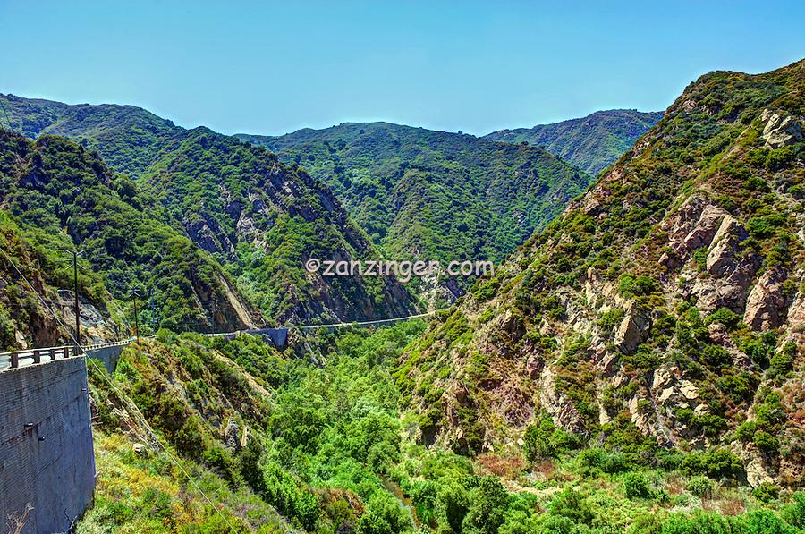 Las Virgenes and Malibu Canyon Road, Malibu, CA