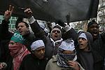 Muhammad cartoon demos, Paris, France