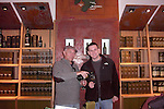 Europe, United Kingdom, Scotland. Whisky Tasting at Ardbeg Distillery, Scotland.