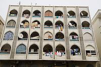 United Arab Emirates, Dubai, Apartment building