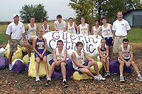 Guerin Cross Country Invitational 10-7-08