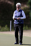 16 April 2016: Notre Dame head coach Susan Holt. The Second Round of the Atlantic Coast Conference's Womens Golf Tournament was held at Sedgefield Country Club in Greensboro, North Carolina.