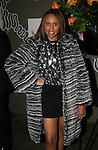 Deborah Cox attends MARC BOUWER's EXCLUSIVE SCREENING of the FW2010 film starring CANDICE SWANEPOEL at the Leo Kesting Gallery , New York-   -February 18, 2010