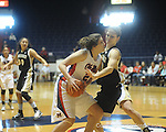 "Ole Miss vs. Vanderbilt women's basketball at C.M. ""Tad"" Smith Coliseum in Oxford, Miss. on Sunday, February 21, 2010."
