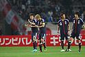 (L to R) .Hiroki Sakai (JPN), .Keisuke Honda (JPN), .Yuzo Kurihara (JPN), .Hideto Takahashi (JPN), .MAY 23, 2012 - Football /Soccer : .Kirin Challenge Cup 2012 .between Japan 2-0 Azerbaijan .at Shizuoka Stadium Ecopa, Shizuoka, Japan. .(Photo by YUTAKA/AFLO SPORT) [1040]